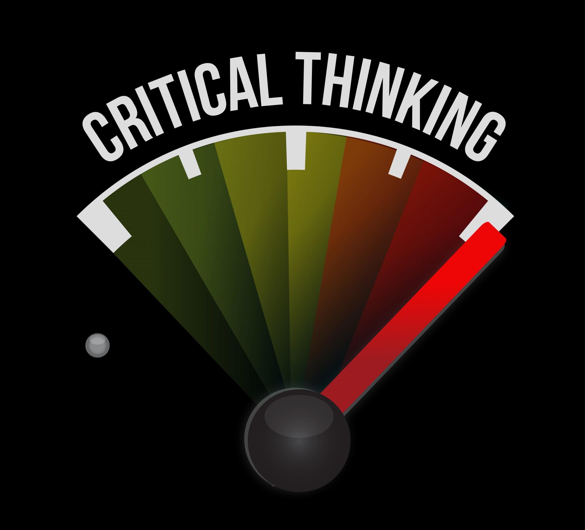 Critical thinking academy